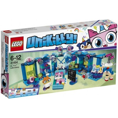 LEGO® Unikitty™! Dr. Fox™ Laboratory 41454