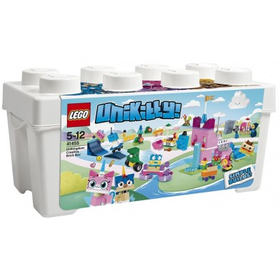 LEGO® Unikitty!™ Unikingdom Creative Brick Box 41455