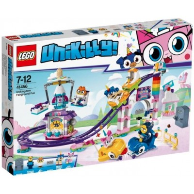 LEGO® Unikitty™! Unikingdom Fairground Fun 41456