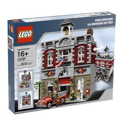 LEGO® Creator Fire Brigade 10197