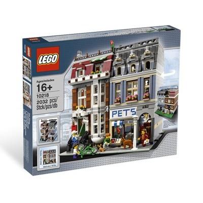 LEGO® Creator Pet Shop 10218