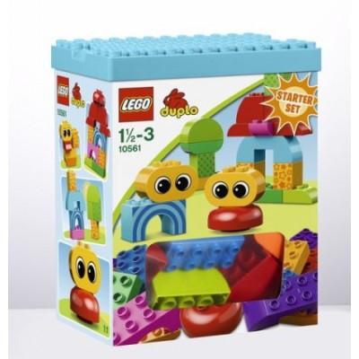 LEGO® DUPLO® Toddler Starter Building Set 10561