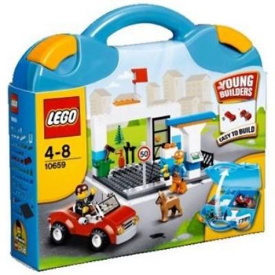 LEGO® Vehicle Blue Suitcase 10659