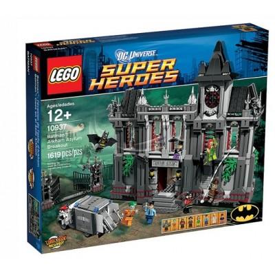 LEGO® DC Super Heroes™ Batman™: Arkham Asylum Breakout 10937