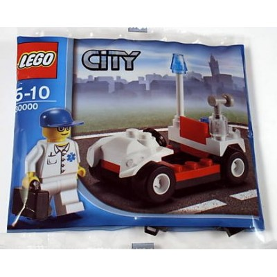 LEGO® City Medic with Car 30000