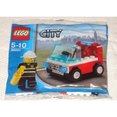 LEGO® City Firemans Car 30001