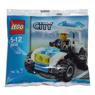 LEGO® City Police Quad Bike 30013