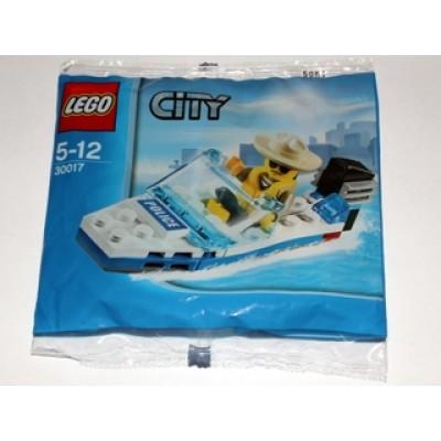 LEGO® City Police Boat 30017
