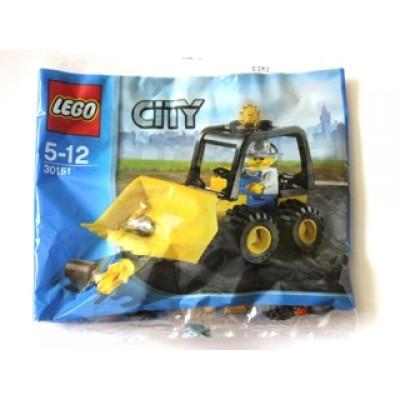 LEGO® City Mining Dozer 30151