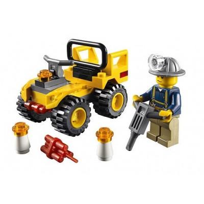 LEGO® City Mining Quad - polybag 30152