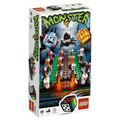 LEGO® Games Monster 4 3837