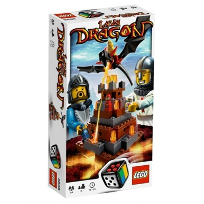 LEGO® Games Lava Dragon 3838