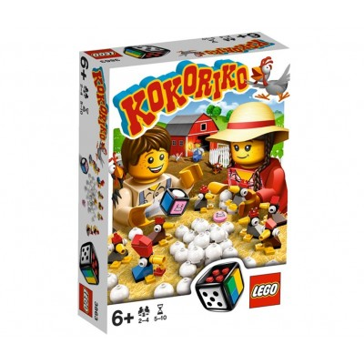 LEGO® Games Kokoriko 3863