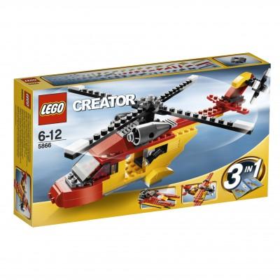 LEGO® Creator Rotor Rescue 5866