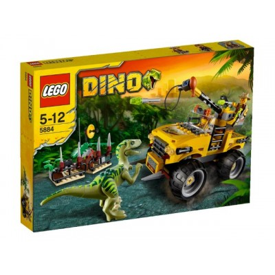 LEGO® Dino Raptor Chase 5884