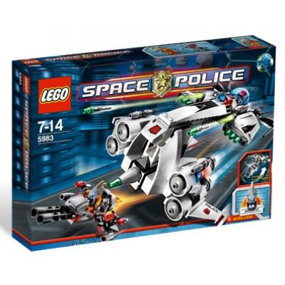 LEGO® Undercover Cruiser 5983