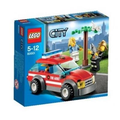 LEGO® City Fire Chief Car