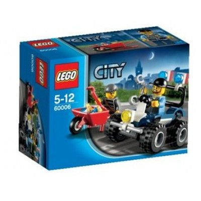 LEGO® City Police ATV
