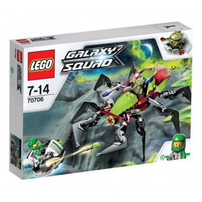 LEGO® Crater Creeper 70706