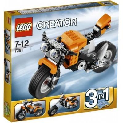 LEGO® Creator Street Rebel 7291