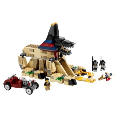 LEGO® Rise of the Sphinx 7326