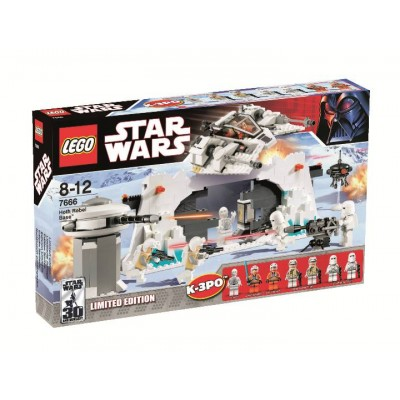 LEGO® Star Wars™ Hoth Rebel Base 7666