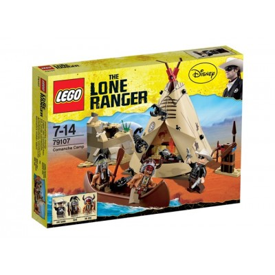 LEGO® The Lone Ranger™ Comanche Camp