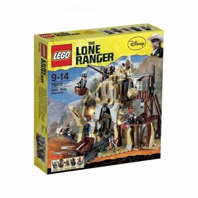 LEGO® The Lone Ranger™ Silver Mine Shootout