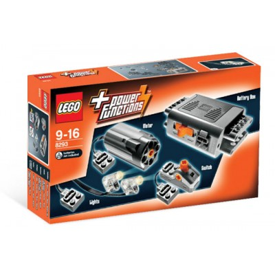 LEGO® Power Functions Motor Set 8293