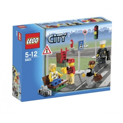 LEGO® City Minifigure Collection 8401