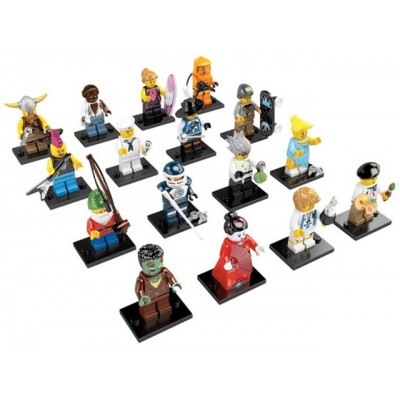LEGO® Minifigures Series 4 8804