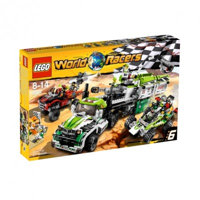 LEGO® World Racers Desert of Destruction
