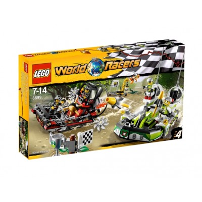 LEGO® World Racers Gator Swamp