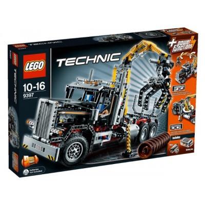 LEGO® Technic™ Logging Truck 9397