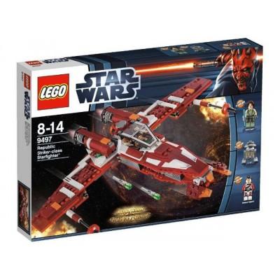 LEGO® Star Wars™ Republic Striker-class Starfighter™ 9497