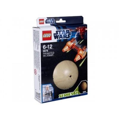 LEGO® Star Wars™ Twin-Pod Cloud Car™ & Bespin™ 9678