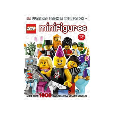 LEGO Minifigure Sticker Collection