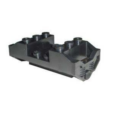 LEGO® Train Wheel Holder - RC Trains (Bearing Element - Black)