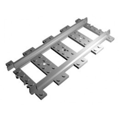 LEGO® Straight Train Track - DBG (RC Trains)