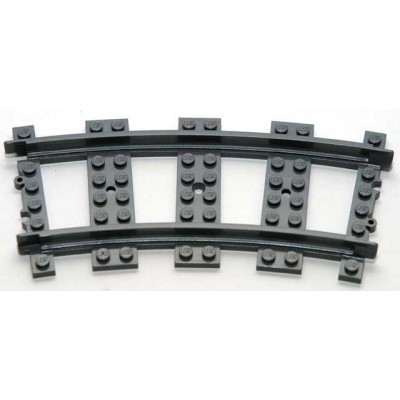 LEGO® Curved Train Track - DBG (RC Trains)