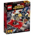 LEGO MARVEL Super Heroes Iron Man: Detroit Steel Strikes