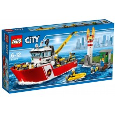 LEGO Fire Boat - 60109