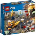 LEGO CITY Mining Team 60184