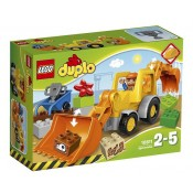 LEGO® DUPLO® Backhoe Loader