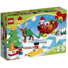 LEGO® DUPLO® Santa's Winter Holiday