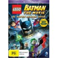 LEGO Batman the Movie - DC Super Heroes Unite DVD