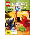 LEGO Ninjago Masters Of Spinjitzu Series 2 Volume 1 DVD