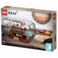 LEGO® Ideas Ship in a Bottle 21313