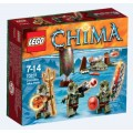 LEGO Crocodile Tribe Pack