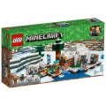 LEGO® Minecraft™ The Polar Igloo 21142